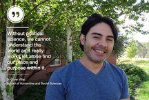 CSU Quotes / Words of wisdom from the CSU community.