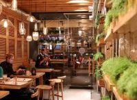 dream coffee house!