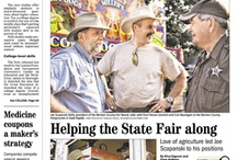 Aug. 21 front page / by St. Cloud Times newspaper/online