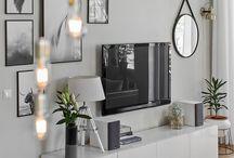 Projecto TV na parede