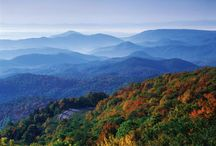 Blue Ridge & Southern USA