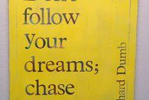 Awesome sayings <3