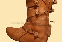 Lether boot