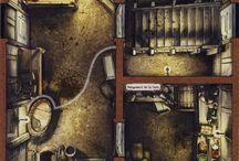 RPG Floor plans