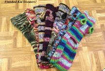 yarn arts / by Janine Forton