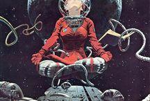 Tatoo Astronauta