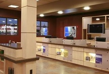 Bank & Credit Union Interiors / A sampling of fabulously completed projects and ones that are still in the works.