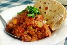 CHILI RECIPES / Chili recipes -- recipes with chili -- spicy chili -- chili with beans -- chili without beans ******** BOARD RULES ********* ** Only direct links to the original recipe are permitted.  ** Only the administrator (@itsyummi) may add contributors