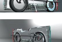 Vehicles - Bike - Futur - Concept