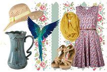 My closet should be thiiiiis full! / some fashionable inspiration / by Malina B.