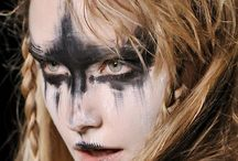 """Hår makeup """"The ride of the Valkyrie"""""""