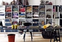 studio inspirations / Ideas that make for a sublime studio...