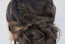 peinados updo
