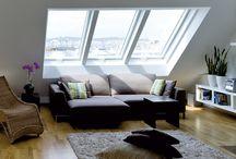 Wohnzimmer / Lass dich inspirieren von Wohnzimmern mit VELUX Fenstern.
