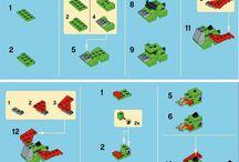 Lego / Lego navody