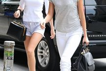 Blue Jean Queens / Our favorite celeb denim looks!
