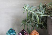 crystals & more