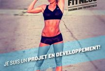 Tout en fitness / Je suis un projet en développement