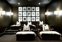 theatre room / by Molly Peterson