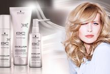 BC Excellium: az érett haj szakértője / A BC EXCELLIUM Q10+ a Schwarzkopf Professional-től egy teljesen új hajápoló sorozat, mely tökéletes válasz az érett haj különböző életszakaszaiban felmerülő igényekre. A BC EXCELLIUM Q10+ által a Schwarzkopf Professional fodrászok az érett haj szakértőivé válnak, ezáltal ezekben a szalonokban a vendégek személyre szabott tanácsokat és szolgáltatásokat kapnak hajuk kezelésére.