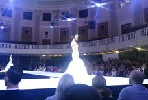 Our New Wedding Dress Designs / Our leading designer, Rayner Lee, launched her 2015 collection  at Mercedes-Benz Fashion Festival Brisbane on 26 August 2014.
