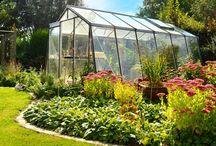 Odla i Växthus / Kvalitetsväxthus och tillbehör för Nordisk trädgård