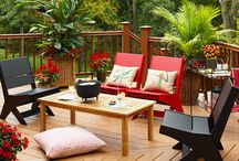 Deck & Patio ideas