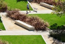 Modern park