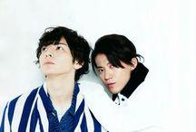 Toma and Shun