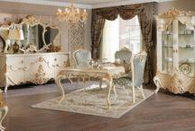 Klasik Yemek Odası Takımları - Luxury Mobilya / Luxury Mobilya modellerinden Klasik Yemek Odası takımlarını bu pinler içerisinden takip edebilirsiniz. Ürünlerle ilgili tüm modeller internet sitemizde bulabilirsiniz. http://www.luxury.com.tr/klasik-yemek-odalari