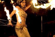 Fire/Dance/Festivals