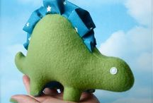 Dinos! / by mrs ptb makes