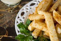 Grain-free snacks and sides