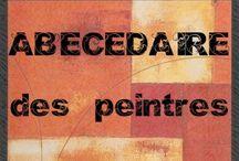 abecedaire des peintres