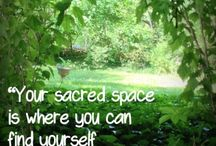 Sacred Spaces / by Taz Abrahams