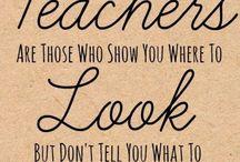 My superpower is teaching.