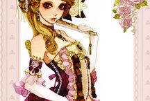 Cosplays I want to do / So much inspiration! So little time