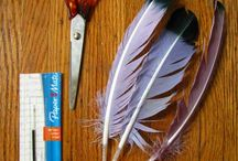 DIY: Feathers & Wings