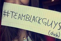 Team Black Guys