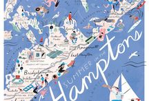 Hamptons, NY / Travel with J.McLaughlin on a summer road trip to iconic East Coast vacation destinations and learn what to eat, drink, wear, see, and do to live like a local. Hamptons, NY.
