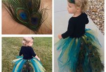Halloween with Feathers