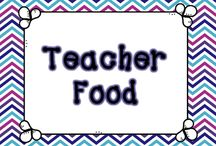 Teacher Food / Blog posts and recipes for breakfast, lunch, dinner, and everything in between. / by Fifth in the Middle