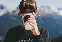 caffe's running through my veins...
