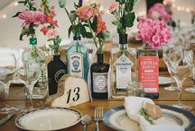 Gin Inspired Table Designs