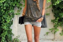 Casual outfits / Apparels