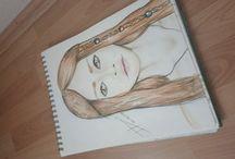 Art / 2004'lü bir kızın çizimleri...