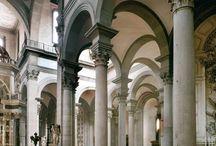 Architecture / Gothique, romane, renaissance, antique