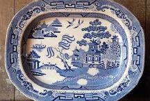 China, Pottery, Crystal and Glass / I love china and crystal