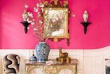 decor inspiration / by VIRGINIA GIBSON