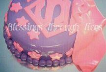 Supergirl birthday cakes ♥♥♥
